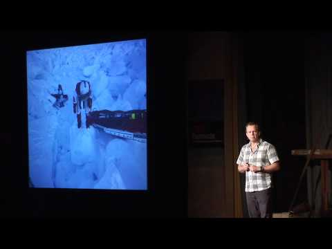 Role of Business in Ecological Research:  Pen Hadow at TEDxBermuda