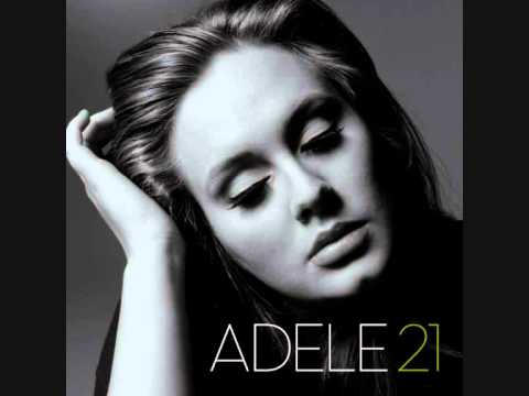 Adele - 21 - He Won't Go - Album Version