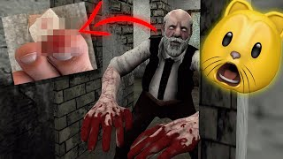 I SUFFERED A GAMING-RELATED INJURY!! | Grandpa Erich Sann Horror Game