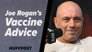 Joe Rogan Walks Back Vaccine Advice