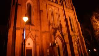 Kościół Serca Pana Jezusa W Turku - Grudzień 2017