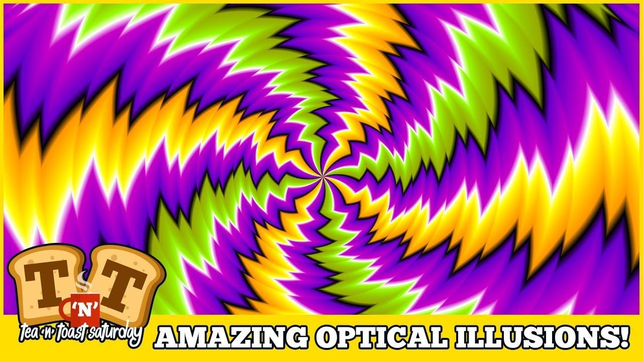 optical illusions youtube # 22