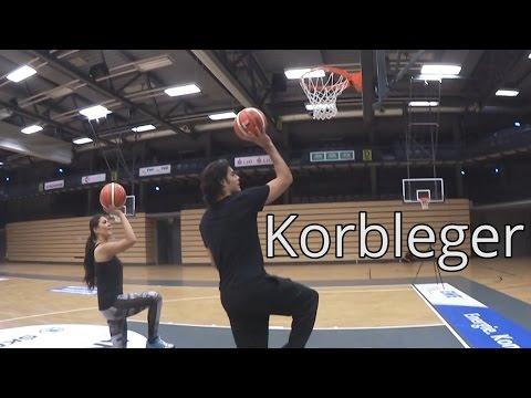Korbleger Lernen für Basketball Einsteiger vom Profi! - YouTube