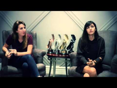Creative LIAisons 2015 Leo Burnett Dubai/Beirut Hana Kawalit and Nadia Deghayli Interview