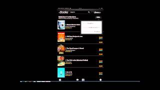 How to Borrow Books on the Kindle Fire: Kindle