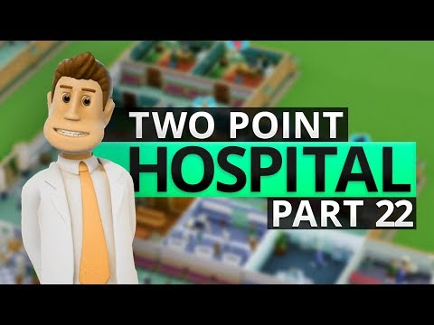 Two Point Hospital - TOO MANY GP'S OFFICES (#22)