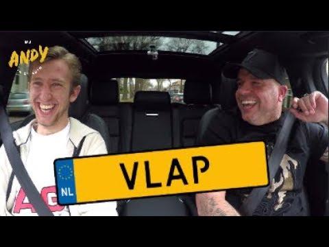 Michel Vlap - Bij Andy in de auto