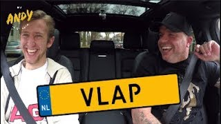 Michel Vlap - Bij Andy in de auto