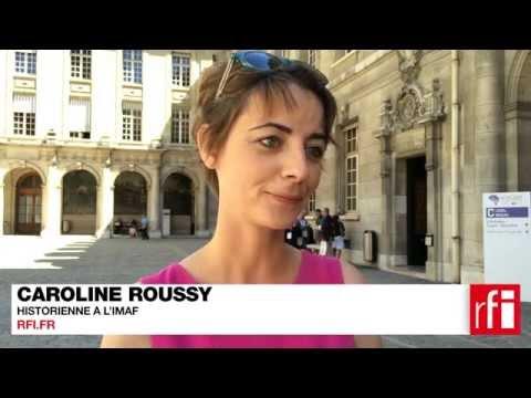 Caroline Roussy : Africa Acts, pour repousser les limites de l'imaginaire