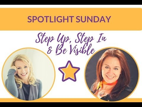 WOC- Kezia Luckett - Spotlight Sunday With Sammy Blindell - The Reluctant Leader
