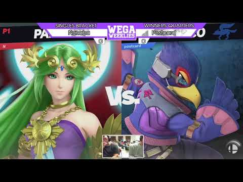 WU37 - WQF - Nanaba (Palutena) vs Postcard (Falco)