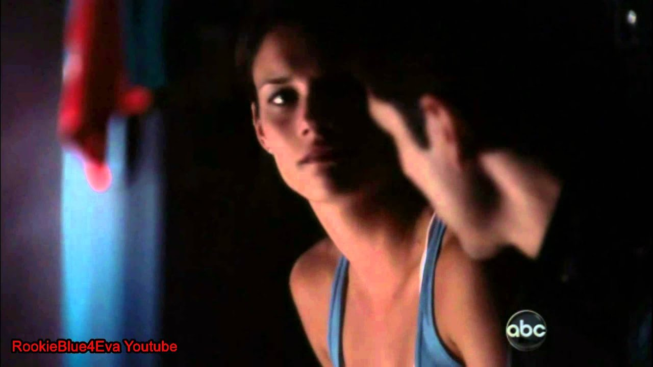 Download ~* Rookie Blue Season 1 Episode 7 (1x07) Sam and Andy Talk in the Locker Room *~
