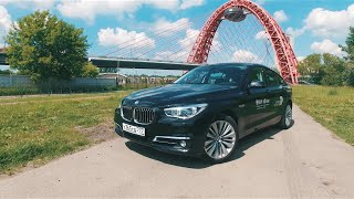 BMW GT 530D ТЕСТ ДРАЙВ Рестайлинг(Обзор BMW 5 GT ======Я в Соц.Сетях===== Вконтакте - https://new.vk.com/odprice Facebook ..., 2016-06-20T15:21:39.000Z)