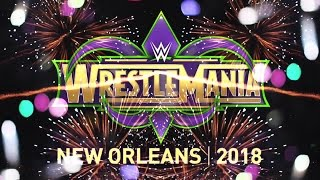 WrestleMania returns to New Orleans next year