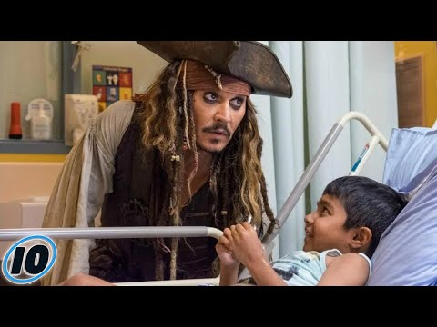 Top 10 Surprising Facts About Johnny Depp You Probably Forgot About