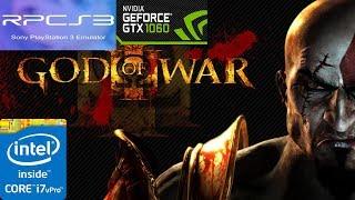 PS3 Emulator   RPCS3 - God Of War 3 - İ7 4790 - GTX 1060