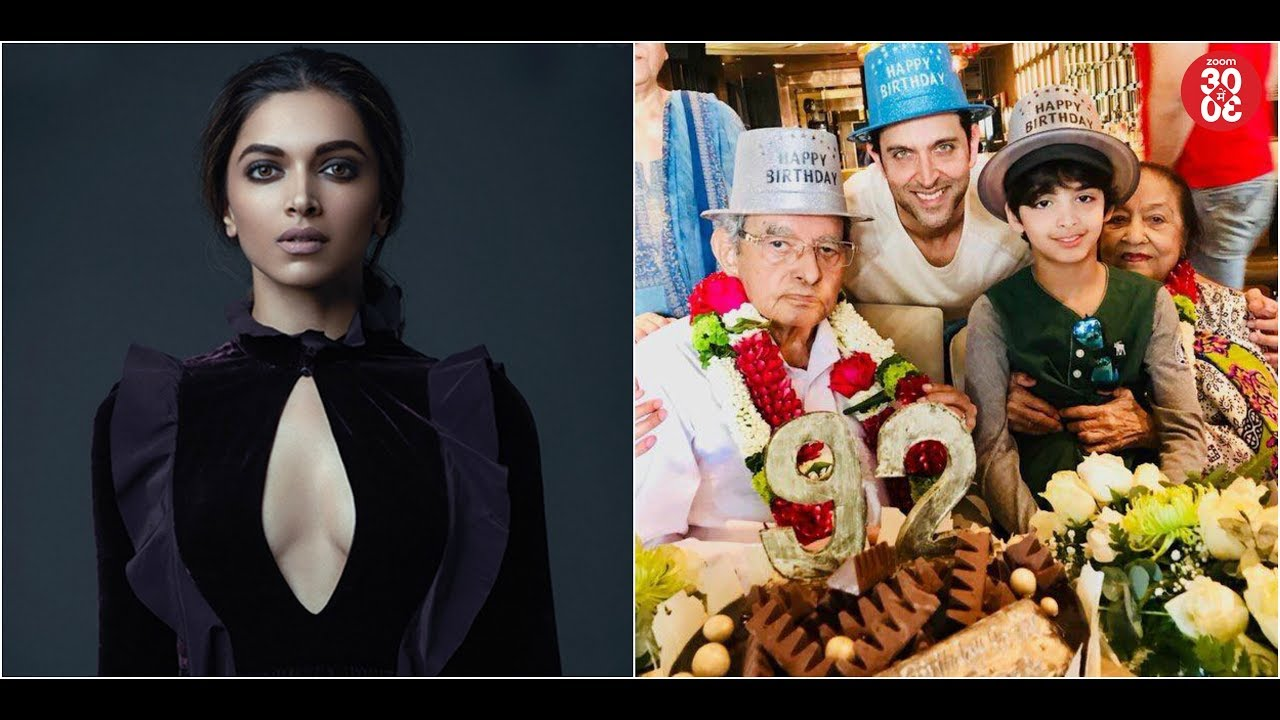 Deepika Padukone Reacts To Her Engagement Rumours ...