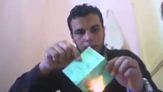 جزائريون يحرقون أوراق هويتهم وطلبة يحرقون شواهدهم في بلاد النفط والغاز