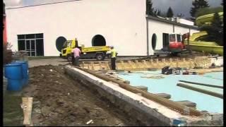 Rekonstrukce bazénu 3