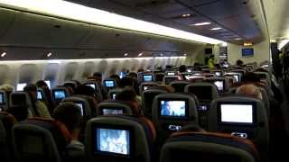 Aeroflot Boeing 777-300ER Takeoff from New York-JFK