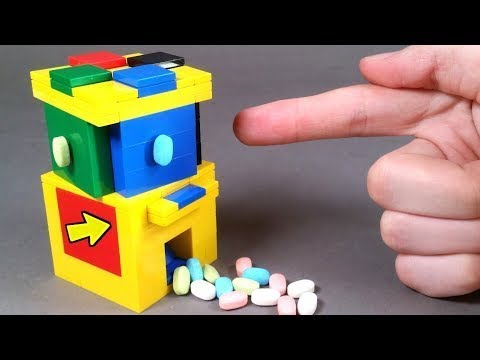 How to make a Lego Candy Machine !
