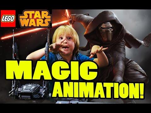 Kylo Ren's Command Shuttle: LEGO Star Wars...