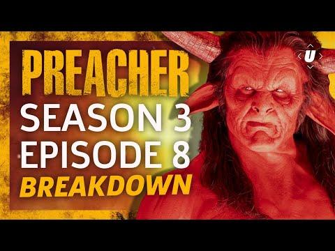 "Preacher Season 3 Episode 8 ""The Tom/Brady"" Breakdown!"