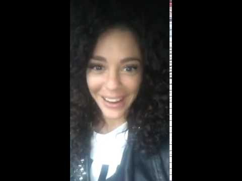 Fajah Lourenss Leaked Cell Phone Pictures