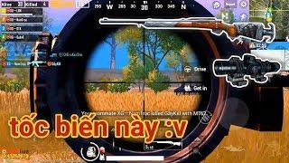 PUBG Mobile - Tốc Biến Gặp M24 Của Lộc Cũng Phải Nằm Xuống :v | Trận Đấu Bao Ngầu Luôn ^^