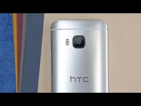 HTC One M9 Review!