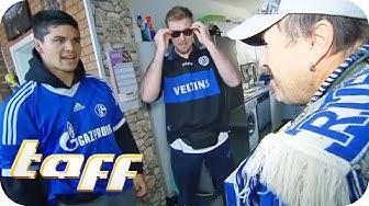 Zu Gast bei Schalke Kultfan Trompeten-Willy - Prost!  | 2 US Boys im Ruhrpott 1/4 | taff | ProSieben