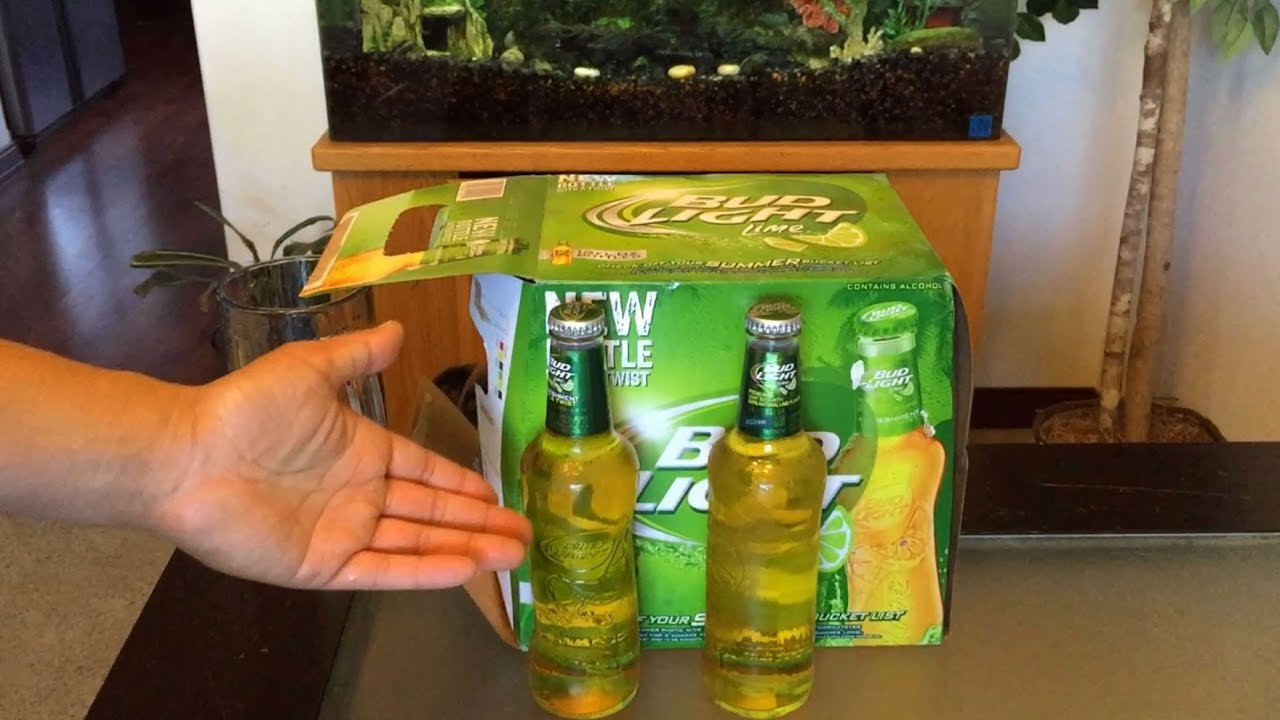 High Quality Bud Light With Lime New Bottle With A Twist Review   YouTube Great Ideas