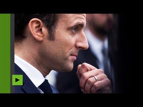 Suivez le discours d'Emmanuel Macron à la nation depuis Versailles (Direct du 03.07.17)