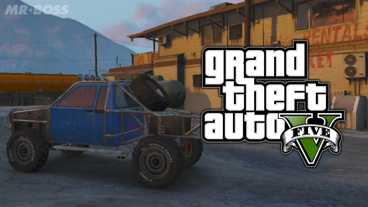 GTA 5 Online: Best Off-Road Vehicle -