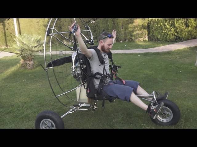 PXP Paramotor - Paratrike Nimble - Manual