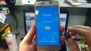 FRP! Lenovo K6 Note  Сброс аккаунта гугл. Android 7.0 Простой способ!