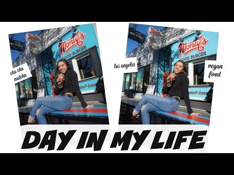 DAY IN MY LIFE | LOS ANGELES