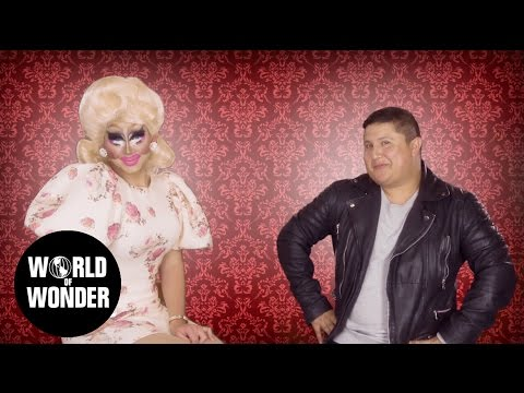 #AFTERSHOW: Trixie & Edward REACT to Being Cast on American Horror Story: Roanoke!