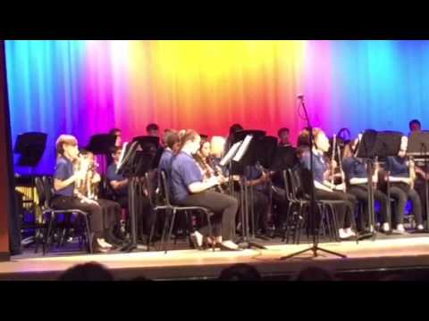 Rock, River, Tree  2015-2016 Fort Johnson Middle Honor Band