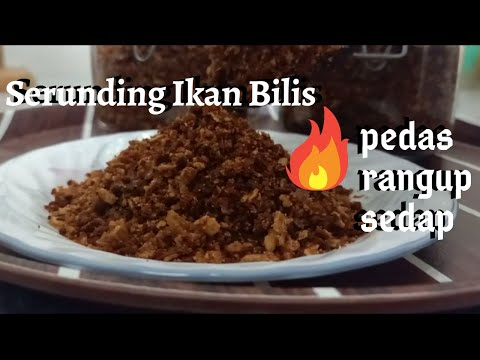 SERUNDING UDANG KERING from YouTube · Duration:  3 minutes 10 seconds