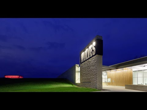 Dake Wells Architecture Video on New Reeds Spring Middle School