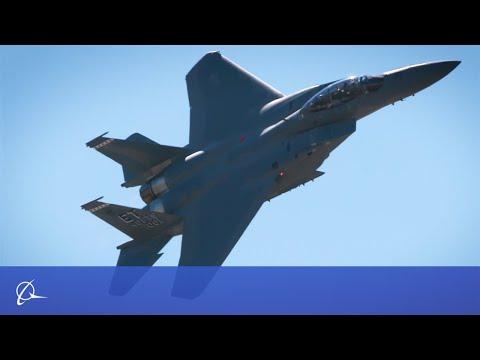 F-15EX First U.S. Air Force Flight