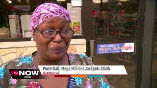 Powerball and Mega Millions reach record levels
