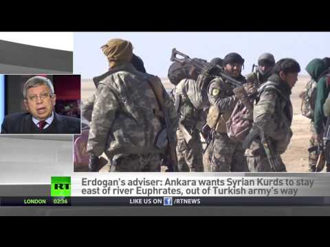 Peace in Syria up to Turkey & Russia, West's involvement a joke - Erdogan adviser