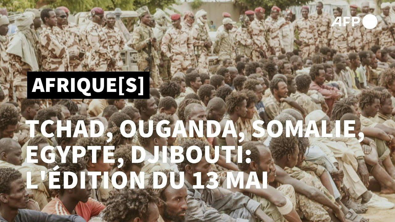 Download Afrique[s] : L'Armée tchadienne capture 156 rebelles du FACT   AFP
