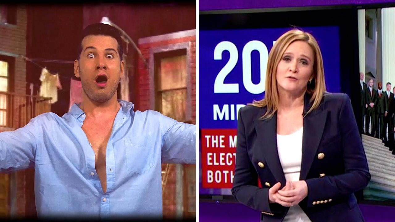 OH NO! SJW Samantha Bee Takes Aim At Trump!! (West Side Story Parody)
