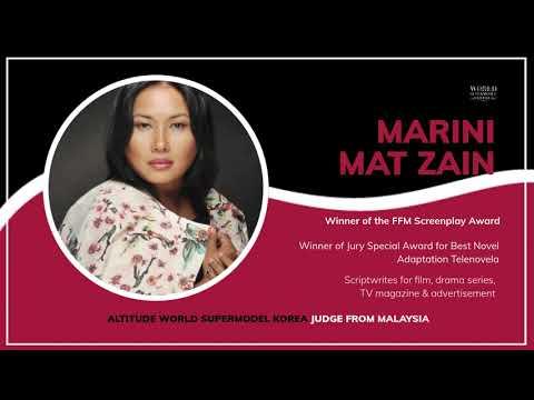 AWS KOREA 2021: MALAYSIAN JUDGE