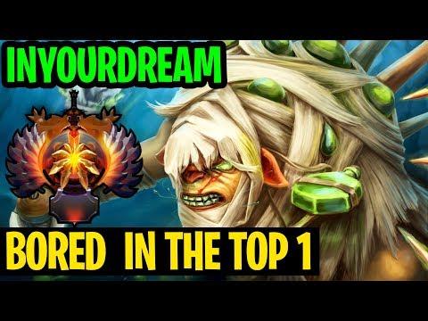 Bored In The Top 1 - Inyourdream Bristleback - Dota 2 thumbnail