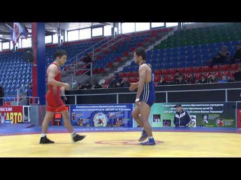 СКФО-2020 юниоры_финал 61 кг_Зубаиров-Юлдошев