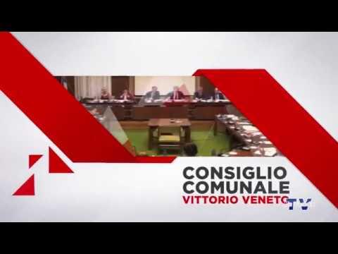 CONSIGLIO COMUNALE VITTORIO VENETO - Seduta del 22.03.2018